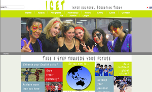Visit the ICET website